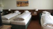 Neue FEWo – Schlafzimmer mit Zusatzbett Zimmer 2+3